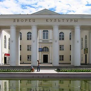 Дворцы и дома культуры Нижнего Ломова