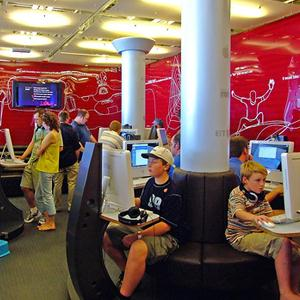 Интернет-кафе Нижнего Ломова