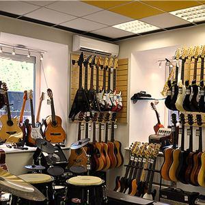 Музыкальные магазины Нижнего Ломова