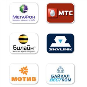 Операторы сотовой связи Нижнего Ломова
