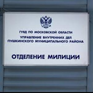 Отделения полиции Нижнего Ломова