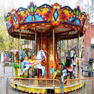 Парки культуры и отдыха Нижнего Ломова