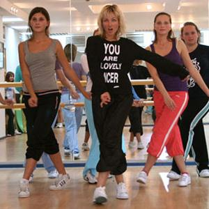 Школы танцев Нижнего Ломова